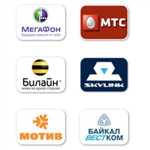 Операторы сотовой связи Троицкого