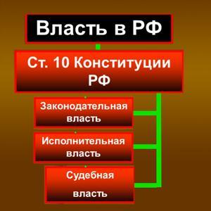 Органы власти Троицкого