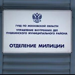 Отделения полиции Троицкого