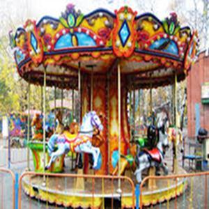 Парки культуры и отдыха Троицкого