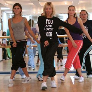 Школы танцев Троицкого