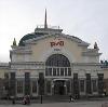 Железнодорожные вокзалы в Троицком