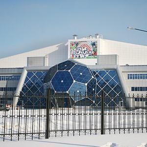 Спортивные комплексы Троицкого
