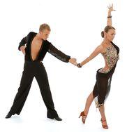 Хореографическая студия современного спортивного танца Фуэгос - иконка «танцы» в Троицком