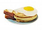 Веранда - иконка «завтрак» в Троицком